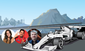 thumbnails The World of Formula One ft. FOX Sports Asia's Paula Malai Ali, Alex Yoong & Matthew Marsh