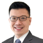 Ron Loh (Director, Enablers Development of SG Enable)