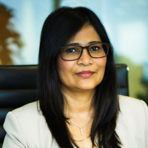 Noraini Latiff (Managing Director of DMS Corporate Services Limited)