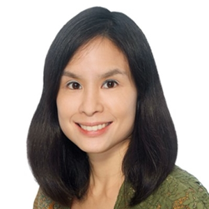 Pamela Qiu (Associate Director, SouthEast Asia of The Economist Corporate Network)