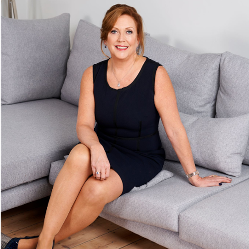 Jenny Campbell (Founder of YourCash & former 'Dragon's Den' panelist)